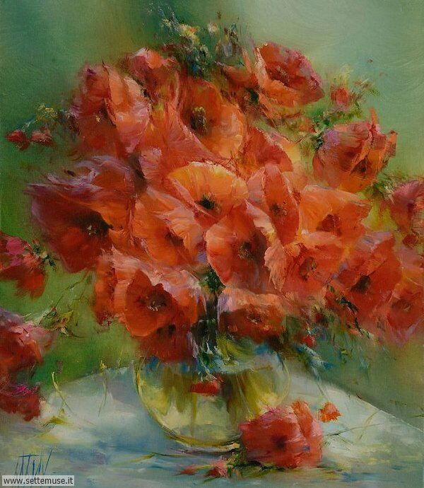 vasi di fiori Vladimir Babich 2