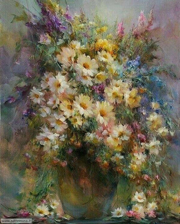 vasi di fiori Vladimir Babich