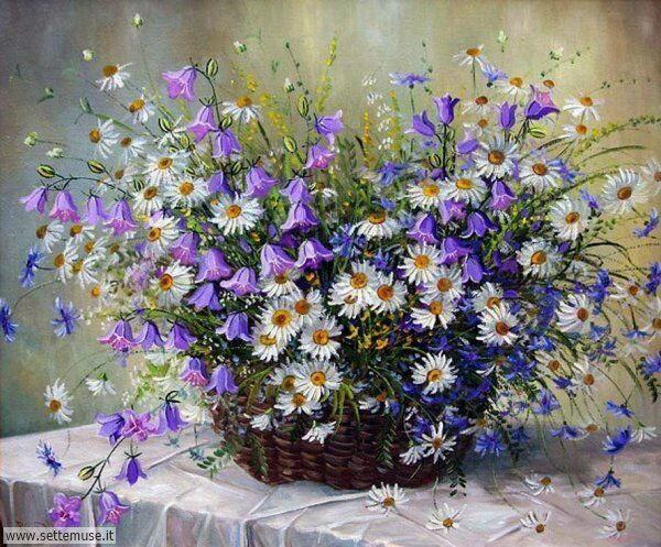 vasi di fiori Vladimir Ivanov