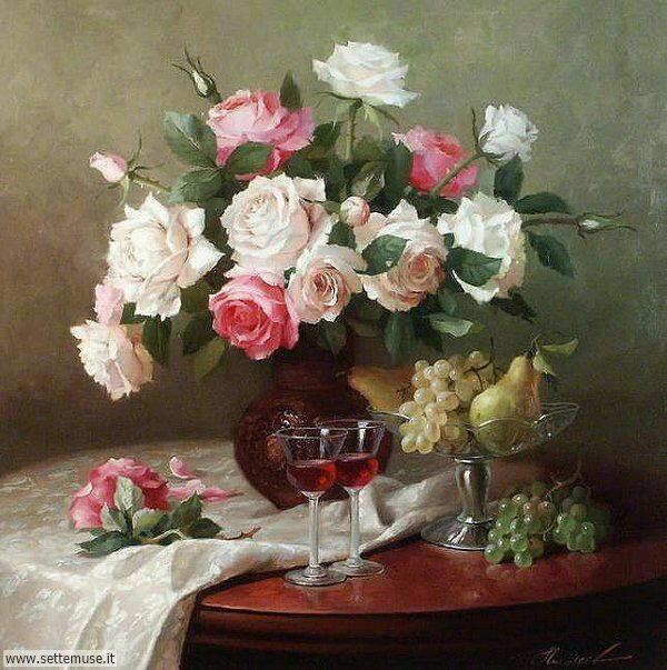 vasi di fiori Yuri Nikolaev
