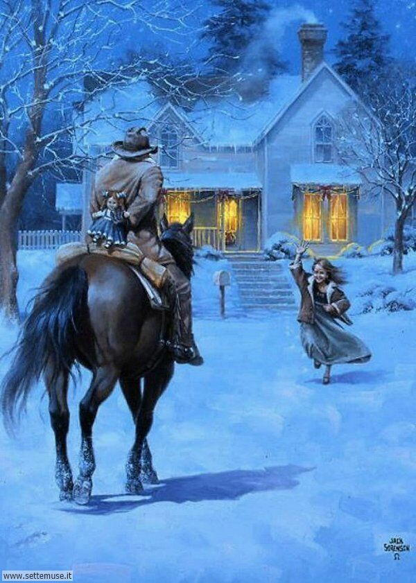 paesaggi con neve Jack Sorenson