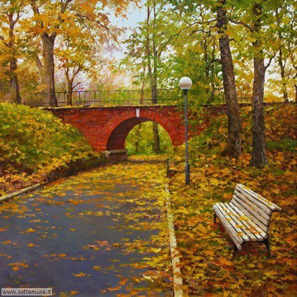 paesaggi romantici Dmitry Levin 3
