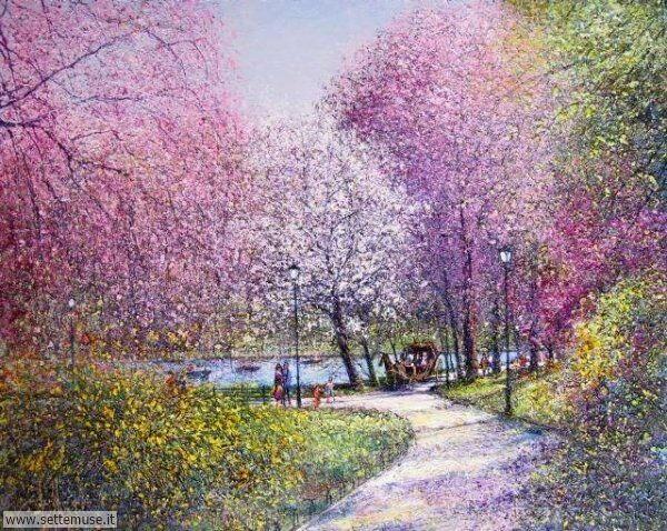 paesaggi romantici Guy Dessapt