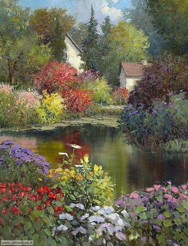 paesaggi romantici Kent R. Wallis 2