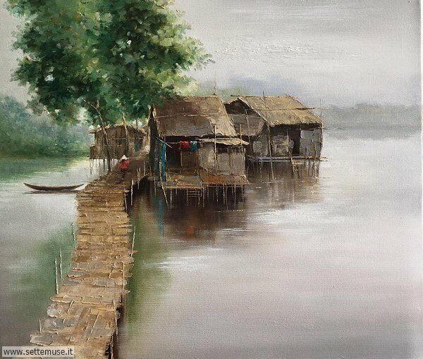 paesaggi romantici Kha Trung