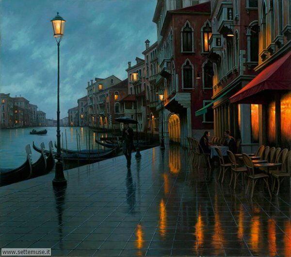 Venezia in arte Alexei Butirskiy