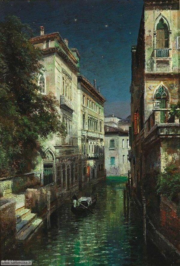 Venezia in arte Ivan Weltz