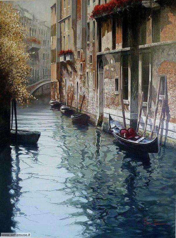 Venezia in arte Raffaele Fiore