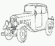 Disegni da colorare: automobili