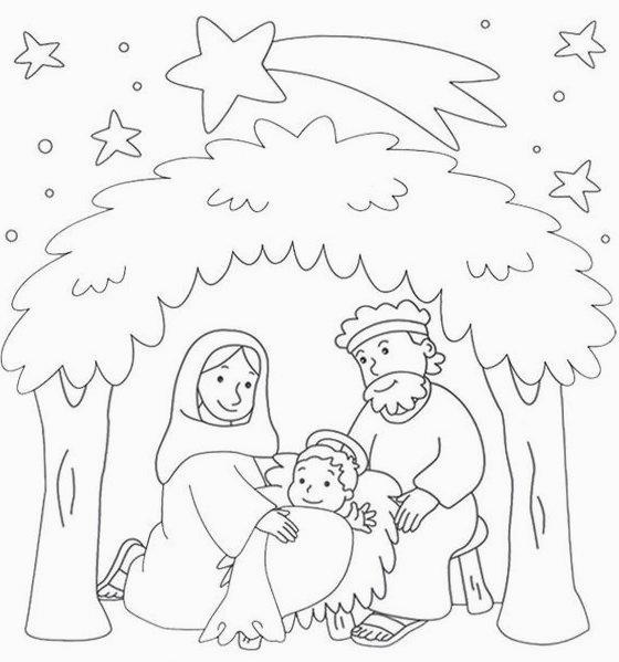 Disegni di Natale 11