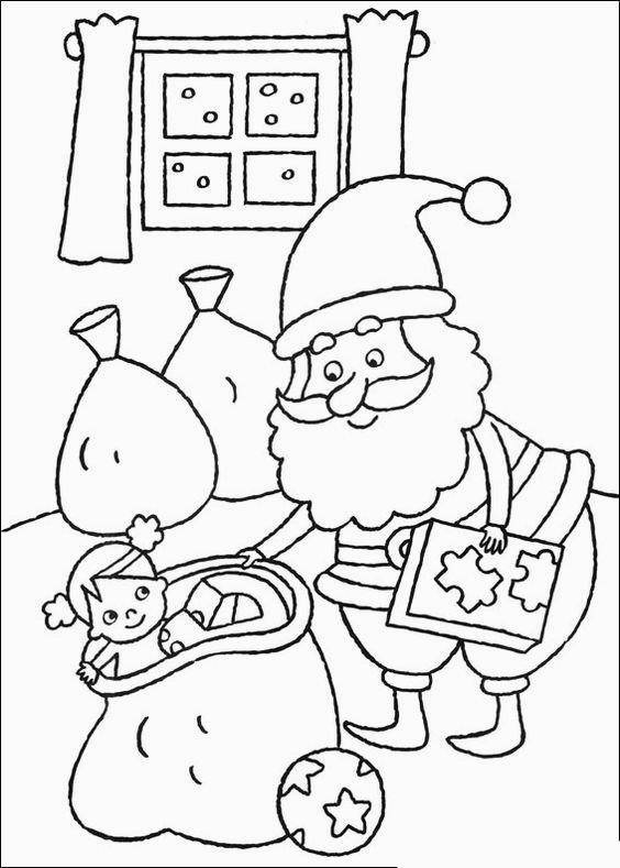 Disegni di Natale 15