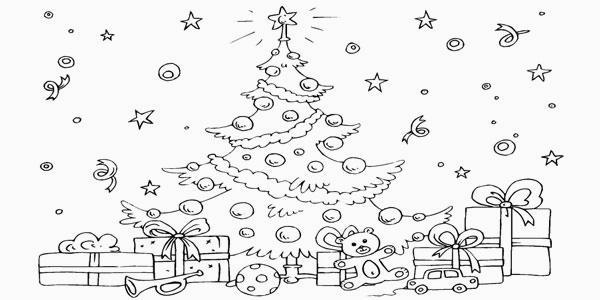Albero di Natale e doni