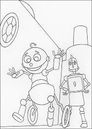 Disegni da colorare: Robot