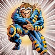 Colora X-man