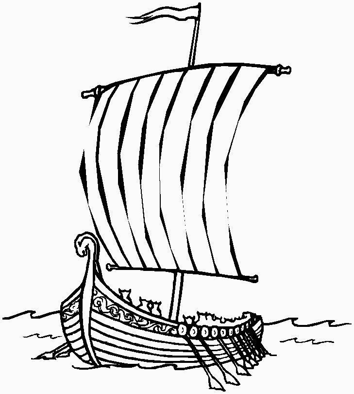 barca dei vichinghi