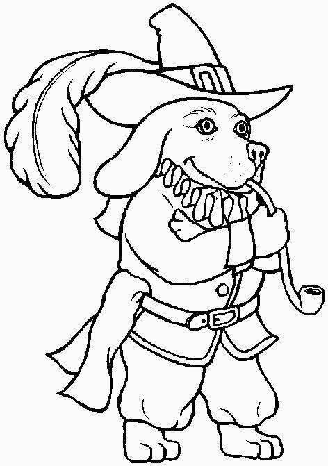 cane moschettiere