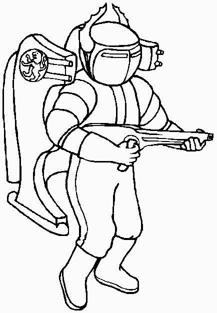 cavaliere armato