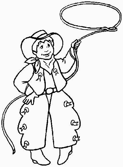 cowboy con lazo 2