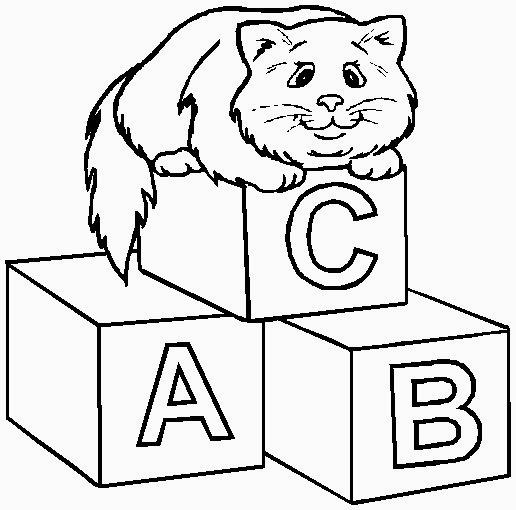 gattino su dadi