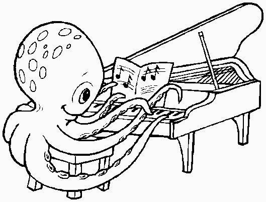 polipo al piano