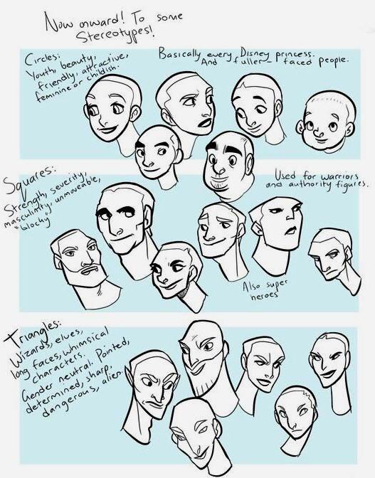 Espressioni del viso 5