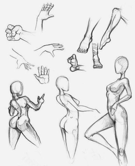 Figure umane donne in movimento 1