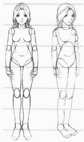 Figure umane donne in movimento 9