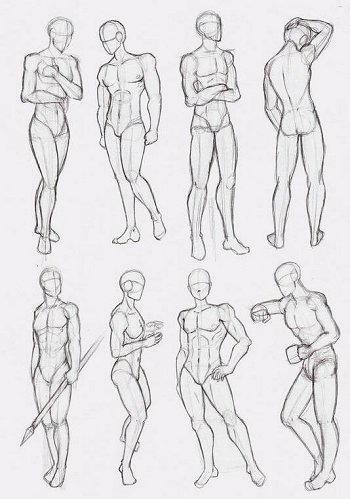 Figure maschili 6