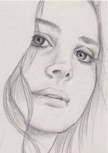 Disegnare un viso di donna 5