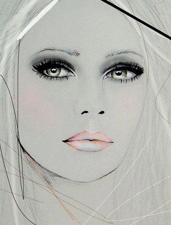 Disegnare un viso di donna 9
