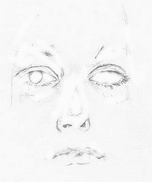 Corso di disegno per principianti occhi naso bocca - Profili auto per colorare ...