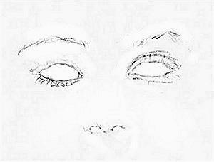 Abbozzare un volto