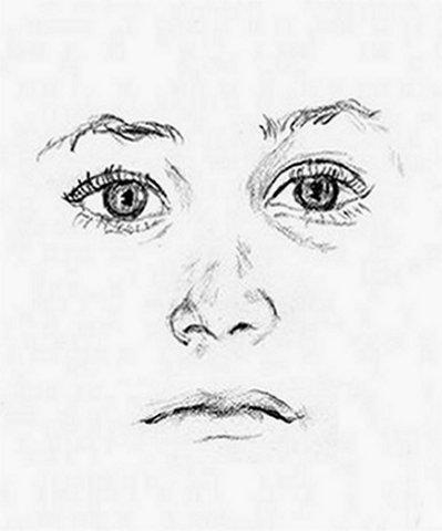 Super CORSO DI DISEGNO PER PRINCIPIANTI occhi naso bocca | Settemuse.it WU59