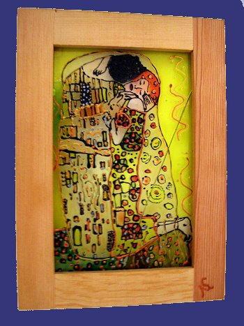 Consigli per dipingere il vetro - Un Lavoro di Nicoletta