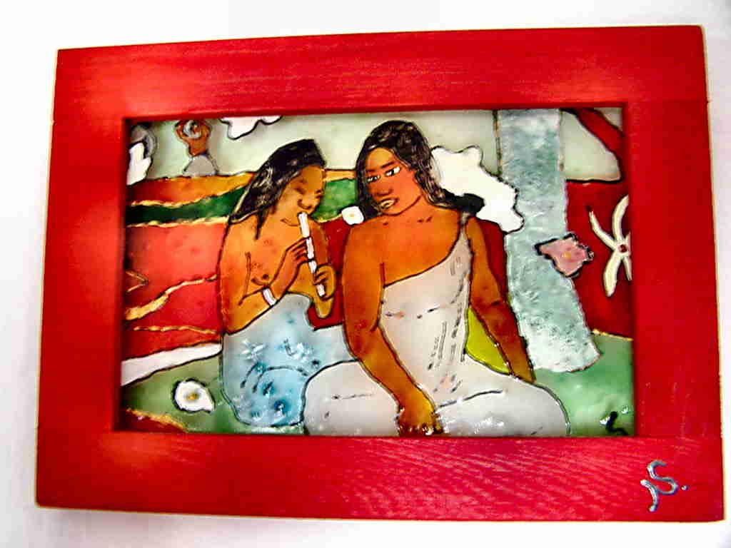 Fac simile di Gauguin