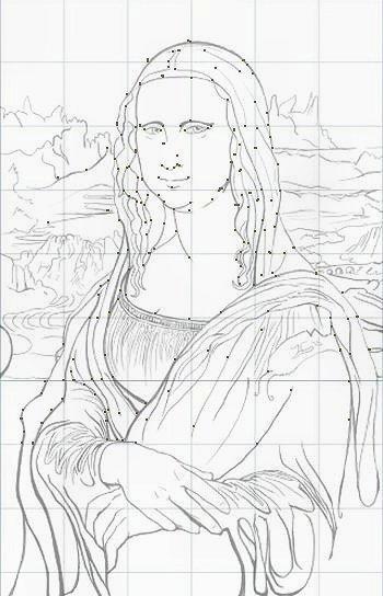 Corso di disegno per principianti copiare disegno for Paesaggi facili da disegnare
