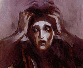 La Disperazione- Le espressioni del viso