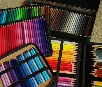 Corso di disegno per principianti matite colorate - Pagine a colori in bianco e nero ...