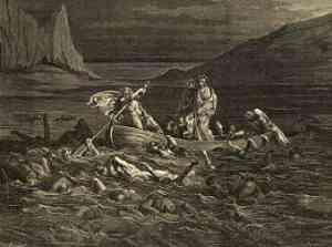 Mentre noi corravam la morta gora, Dorè