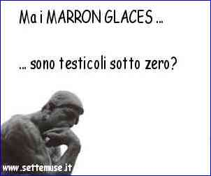 marrin glaces