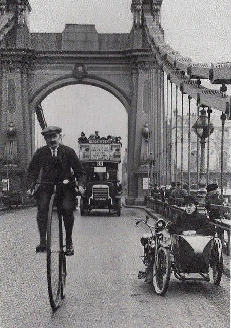traffico londinese