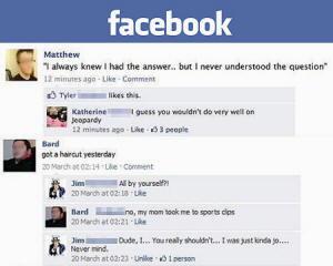 frasi simpatiche facebook