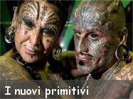 I nuovi primitivi mostruosi
