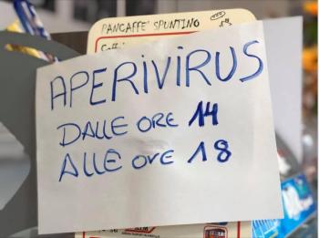 aperivirus pandemia e vaccino