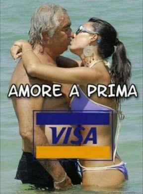 Amore a prima Visa