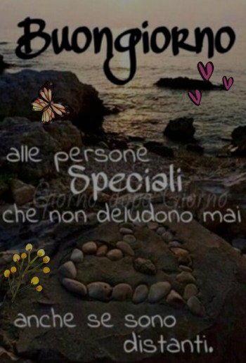 Alle persone speciali