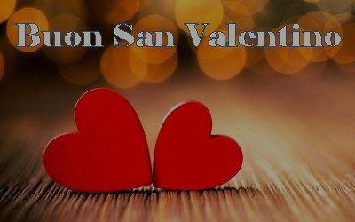 Buon san Valentino coi cuori