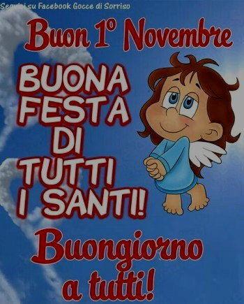 Festa Tutti Santi