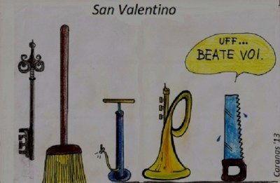 San Valentino da solo