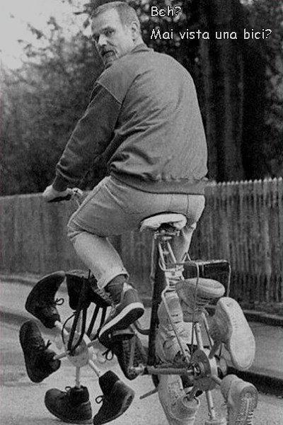 beh mai vista una bici